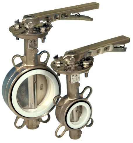 Stainless Steel Steel Butterfly Valve